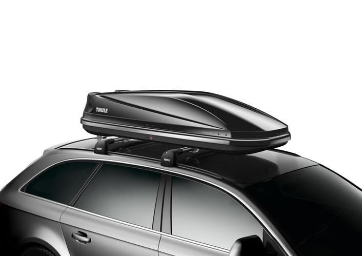 Box dachowy THULE TOURING 780 BLACK