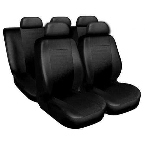 Pokrowce Samochodowe Superior Czarne Czarny Pokrowce
