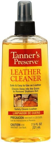 Tanner's Preserve Leather Cleaner - Środek do czyszczenia skór 221 ml