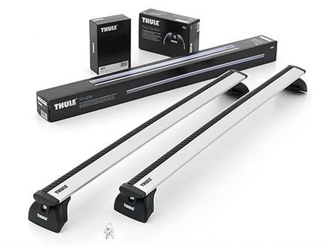 baga nik na dach thule wingbar 962 rapid system 753. Black Bedroom Furniture Sets. Home Design Ideas