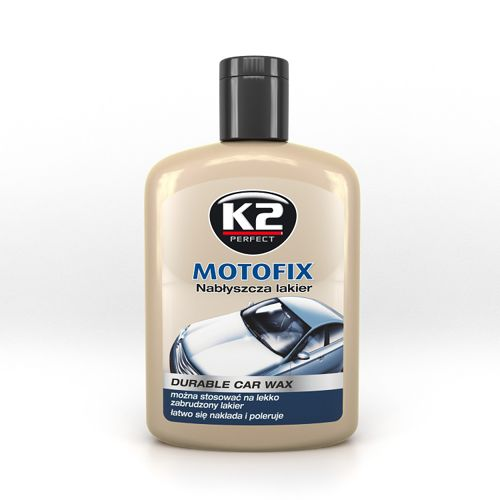 K2 Motofix Mleczko do karoserii 200ml